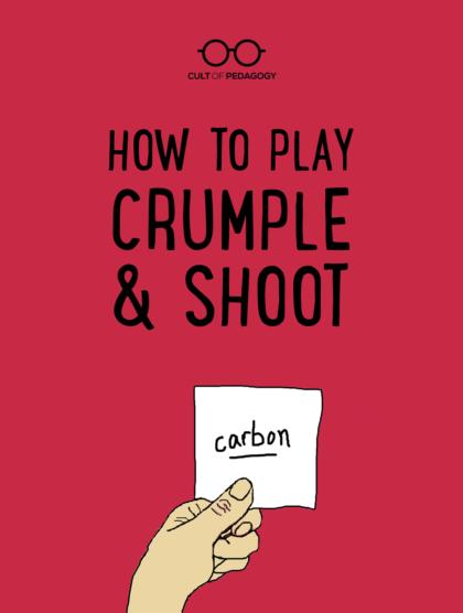 Comment jouer à «froisser et tirer»?