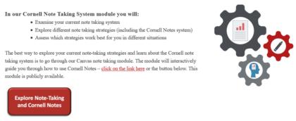 """Prendre des notes... """"à la Cornell"""""""