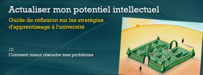 Stratégie d'apprentissage à l'université: LE GUIDE