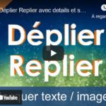 Moodle: Masquer / Démasquer du texte ou des images